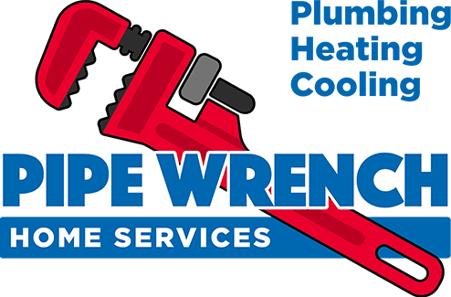 Pipe Wrench Logo
